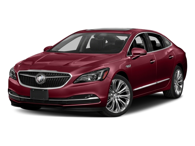 Crimson Red Tintcoat 2017 Buick LaCrosse Pictures LaCrosse 4dr Sdn Preferred FWD photos front view