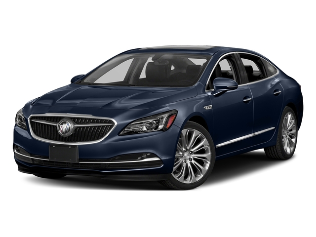 Dark Sapphire Blue Metallic 2017 Buick LaCrosse Pictures LaCrosse 4dr Sdn Preferred FWD photos front view