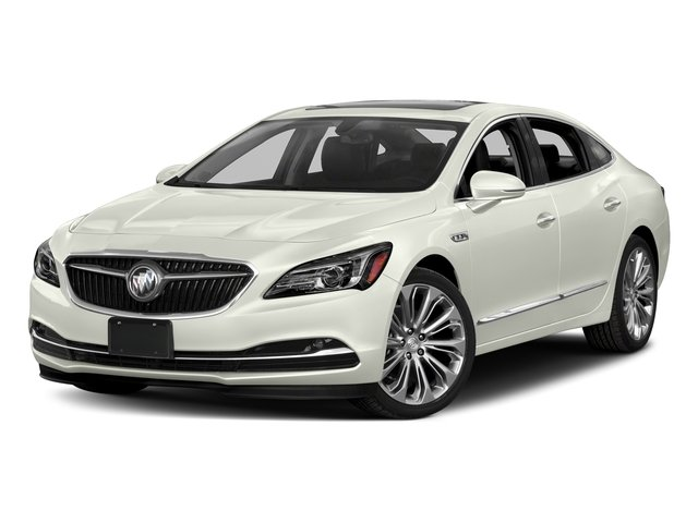 White Frost Tricoat 2017 Buick LaCrosse Pictures LaCrosse 4dr Sdn Preferred FWD photos front view