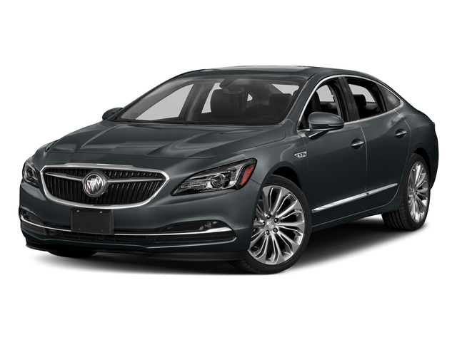 Graphite Gray Metallic 2017 Buick LaCrosse Pictures LaCrosse 4dr Sdn Preferred FWD photos front view