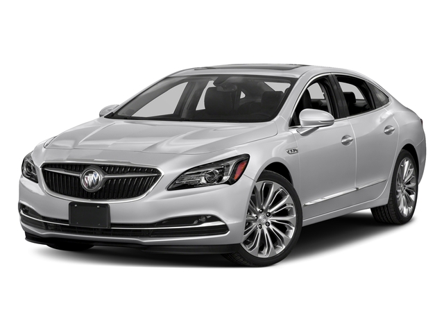 Quicksilver Metallic 2017 Buick LaCrosse Pictures LaCrosse 4dr Sdn Preferred FWD photos front view