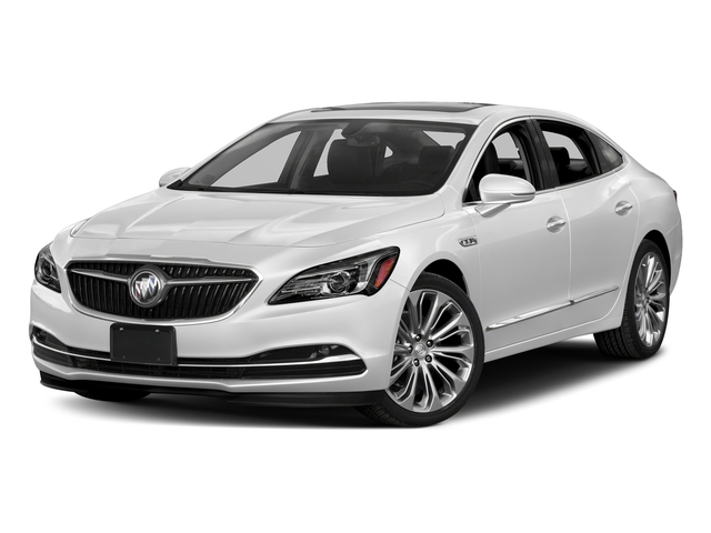 Summit White 2017 Buick LaCrosse Pictures LaCrosse 4dr Sdn Preferred FWD photos front view