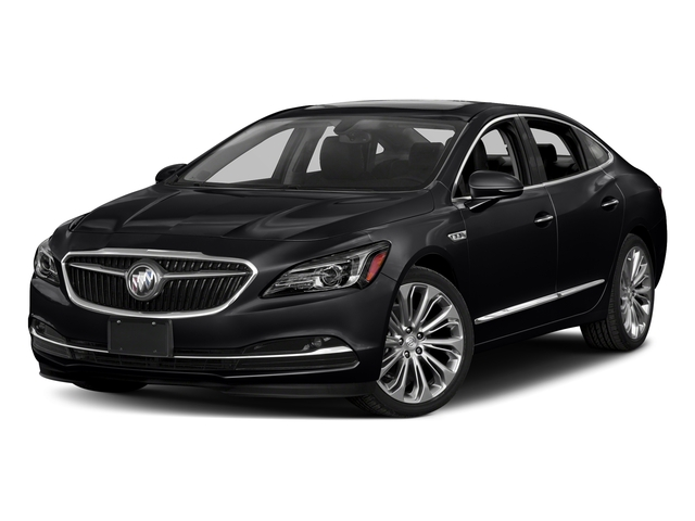 Ebony Twilight Metallic 2017 Buick LaCrosse Pictures LaCrosse 4dr Sdn Preferred FWD photos front view
