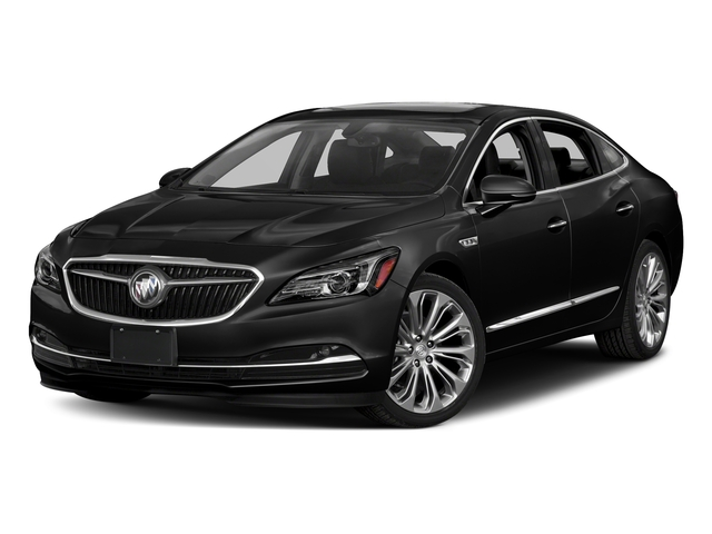 Black Oynx 2017 Buick LaCrosse Pictures LaCrosse 4dr Sdn Preferred FWD photos front view