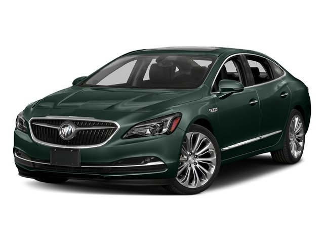 Dark Forest Green Metallic 2017 Buick LaCrosse Pictures LaCrosse 4dr Sdn Preferred FWD photos front view