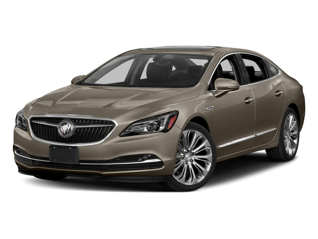 Pepperdust Metallic 2017 Buick LaCrosse Pictures LaCrosse 4dr Sdn Preferred FWD photos front view