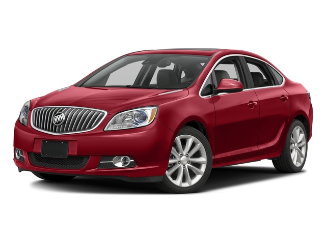 Crystal Red Tintcoat 2017 Buick Verano Pictures Verano 4dr Sdn Sport Touring photos front view