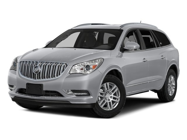 Quicksilver Metallic 2017 Buick Enclave Pictures Enclave AWD 4dr Premium photos front view