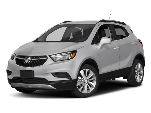 Quicksilver Metallic 2017 Buick Encore Pictures Encore AWD 4dr Preferred II photos front view