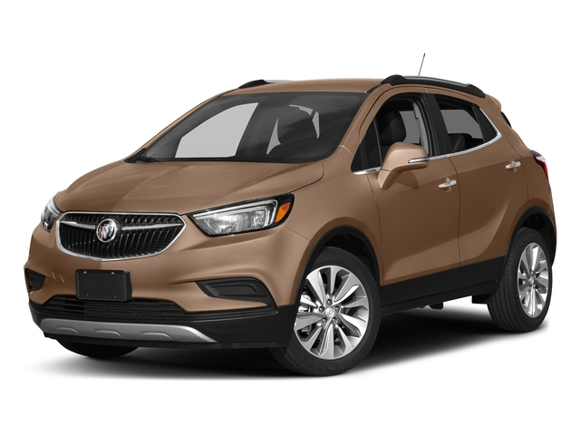 River Rock Metallic 2017 Buick Encore Pictures Encore AWD 4dr Preferred II photos front view