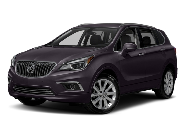 Midnight Amethyst Metallic 2017 Buick Envision Pictures Envision AWD 4dr Essence photos front view