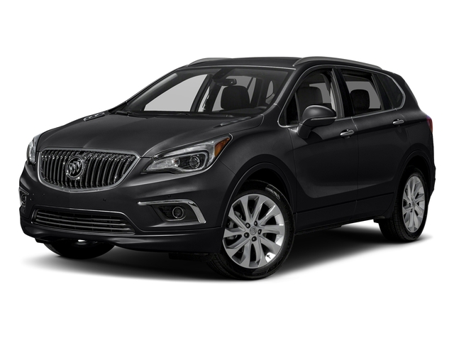Ebony Twilight Metallic 2017 Buick Envision Pictures Envision AWD 4dr Essence photos front view