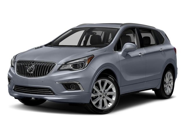 Galaxy Silver Metallic 2017 Buick Envision Pictures Envision AWD 4dr Essence photos front view