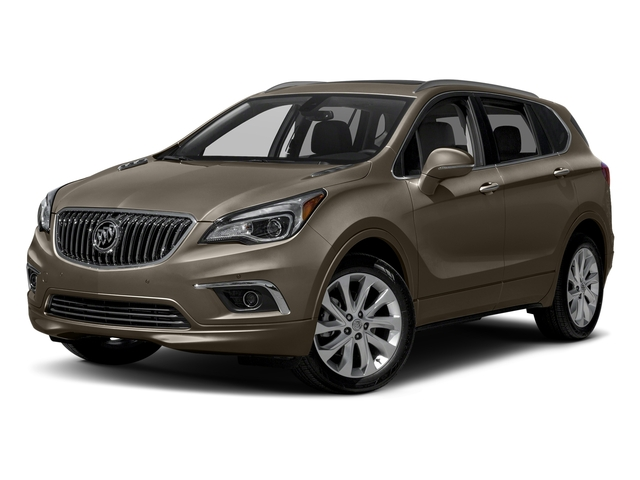 Bronze Alloy Metallic 2017 Buick Envision Pictures Envision AWD 4dr Essence photos front view
