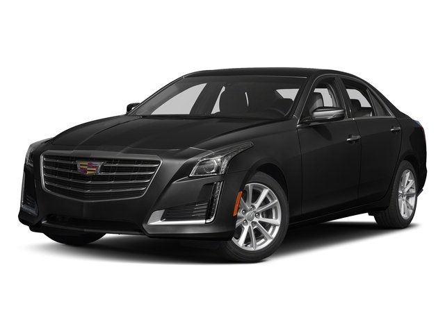 Black Raven 2017 Cadillac CTS Sedan Pictures CTS Sedan 4D AWD I4 Turbo photos front view