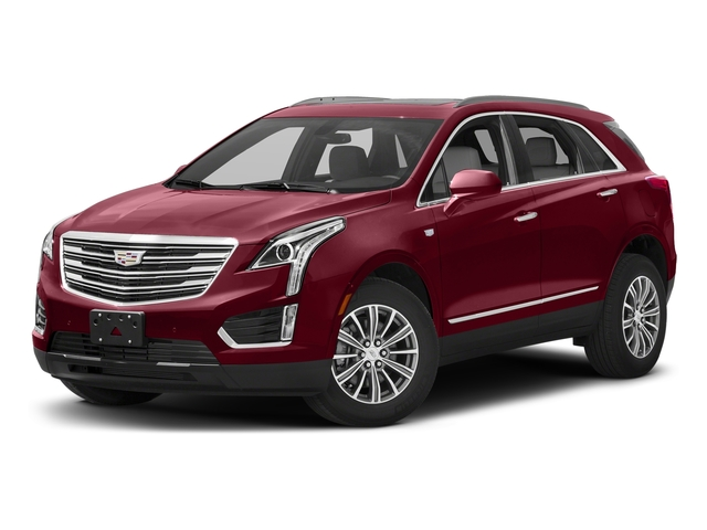 Red Passion Tintcoat 2017 Cadillac XT5 Pictures XT5 Utility 4D Premium Luxury 2WD V6 photos front view