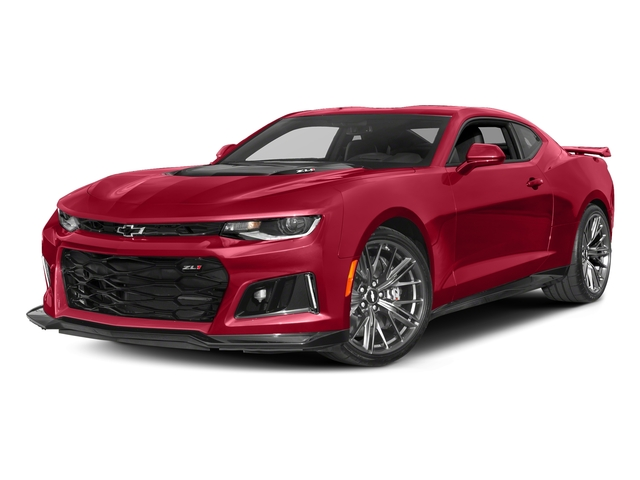Red Hot 2017 Chevrolet Camaro Pictures Camaro 2dr Cpe ZL1 photos front view