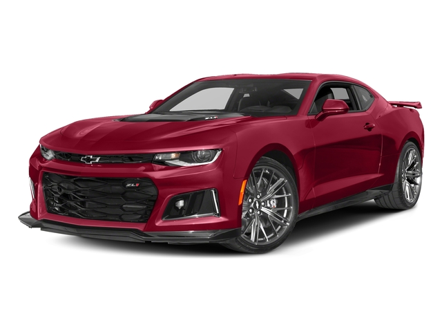 Garnet Red Tintcoat 2017 Chevrolet Camaro Pictures Camaro 2dr Cpe ZL1 photos front view