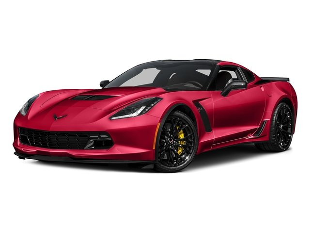 Torch Red 2017 Chevrolet Corvette Pictures Corvette 2dr Z06 Cpe w/1LZ photos front view