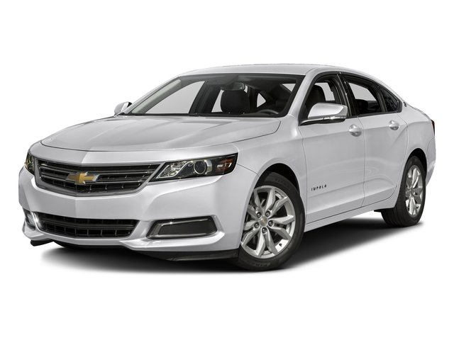 Summit White 2017 Chevrolet Impala Pictures Impala 4dr Sdn LS w/2FL *Ltd Avail* photos front view
