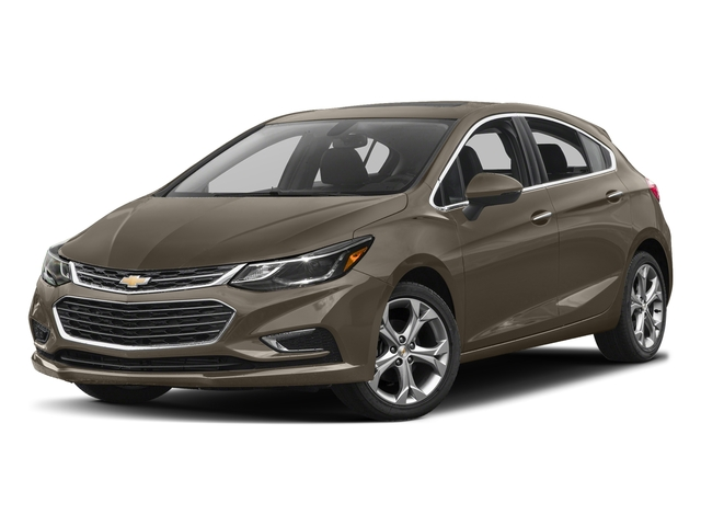 Pepperdust Metallic 2017 Chevrolet Cruze Pictures Cruze 4dr HB 1.4L Premier w/1SF photos front view