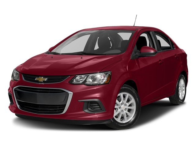 Cajun Red Tintcoat 2017 Chevrolet Sonic Pictures Sonic 4dr Sdn Manual Premier photos front view
