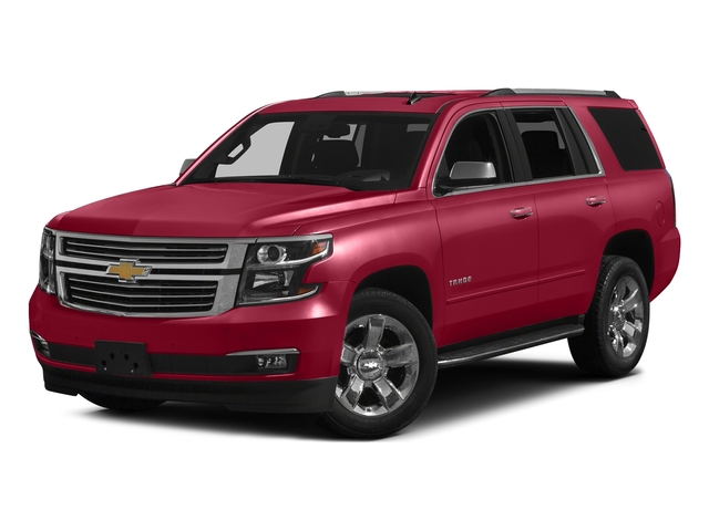 Siren Red Tintcoat 2017 Chevrolet Tahoe Pictures Tahoe 4WD 4dr Premier photos front view
