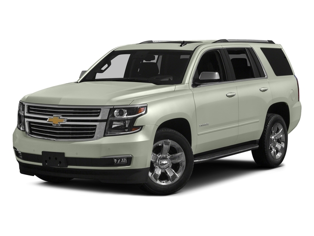 Iridescent Pearl Tricoat 2017 Chevrolet Tahoe Pictures Tahoe 4WD 4dr Premier photos front view