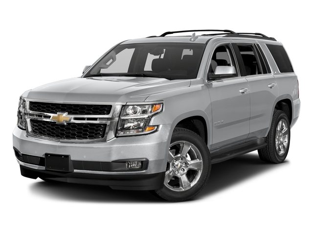 Silver Ice Metallic 2017 Chevrolet Tahoe Pictures Tahoe 2WD 4dr LS photos front view