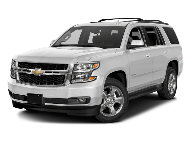 Summit White 2017 Chevrolet Tahoe Pictures Tahoe 2WD 4dr LS photos front view