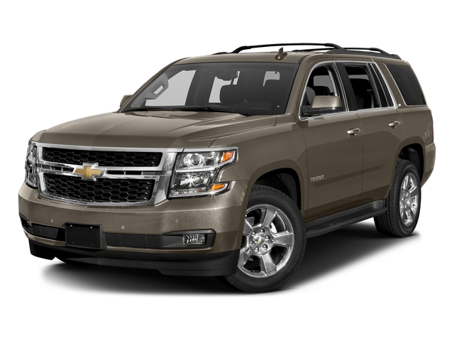 Pepperdust Metallic 2017 Chevrolet Tahoe Pictures Tahoe 2WD 4dr LS photos front view