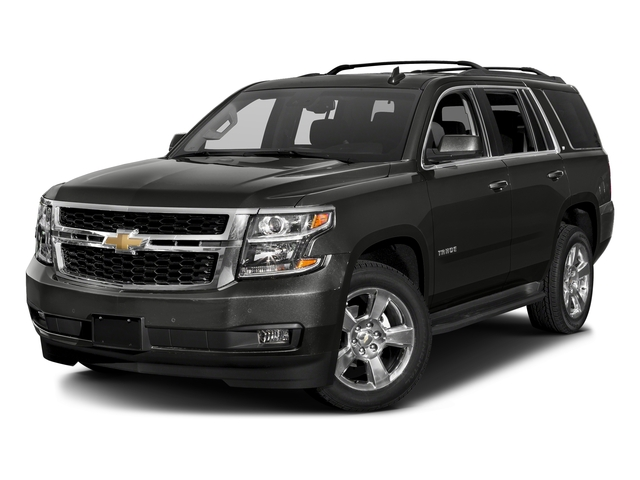 Tungsten Metallic 2017 Chevrolet Tahoe Pictures Tahoe 2WD 4dr LS photos front view