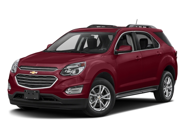Siren Red Tintcoat 2017 Chevrolet Equinox Pictures Equinox AWD 4dr LT w/2FL photos front view