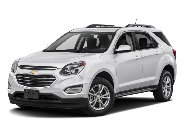 Summit White 2017 Chevrolet Equinox Pictures Equinox FWD 4dr LT w/1LT photos front view