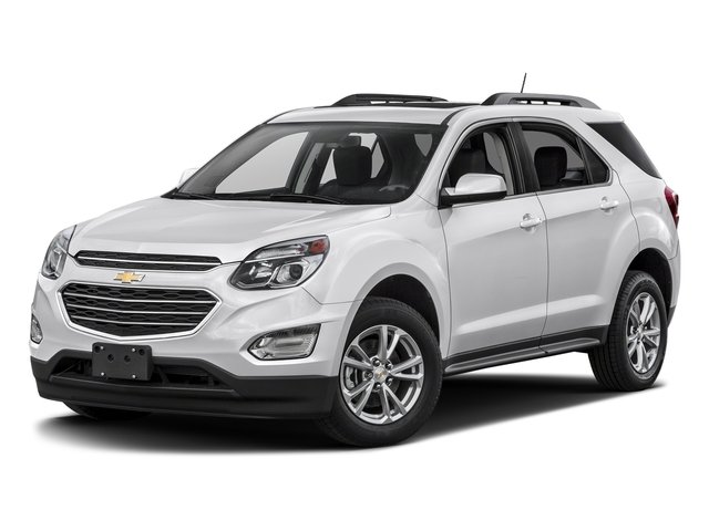 Summit White 2017 Chevrolet Equinox Pictures Equinox AWD 4dr LT w/2FL photos front view