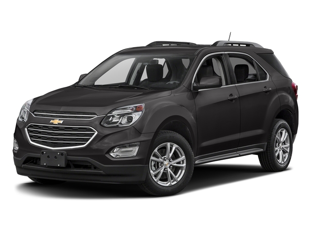 Black 2017 Chevrolet Equinox Pictures Equinox AWD 4dr LT w/2FL photos front view