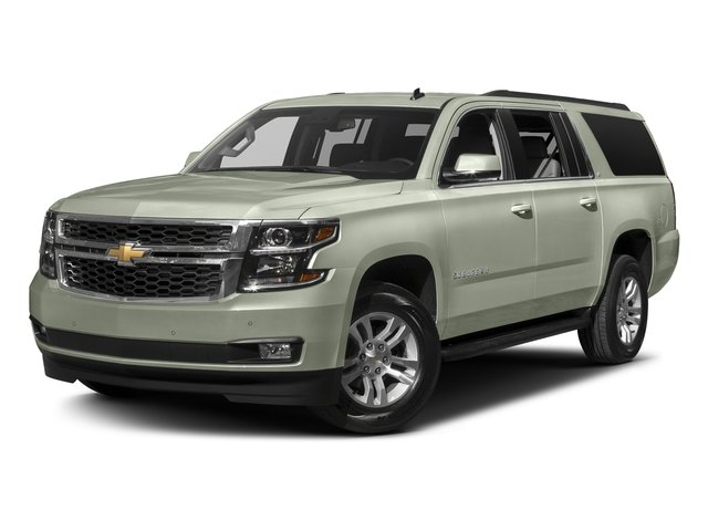 Iridescent Pearl Tricoat 2017 Chevrolet Suburban Pictures Suburban 2WD 4dr 1500 LT photos front view