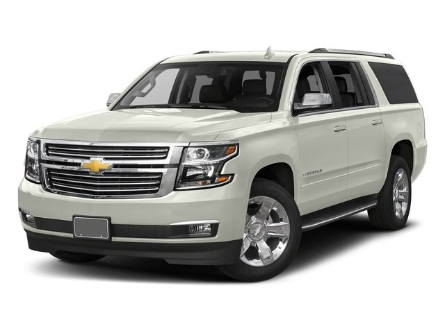 Iridescent Pearl Tricoat 2017 Chevrolet Suburban Pictures Suburban 2WD 4dr 1500 Premier photos front view