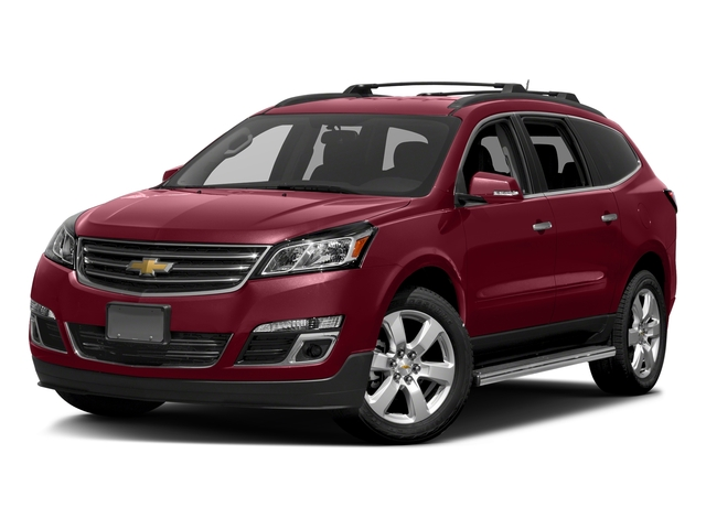 Siren Red Tintcoat 2017 Chevrolet Traverse Pictures Traverse AWD 4dr LT w/1LT photos front view