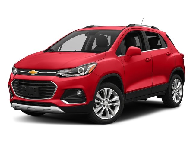 Red Hot 2017 Chevrolet Trax Pictures Trax AWD 4dr Premier photos front view