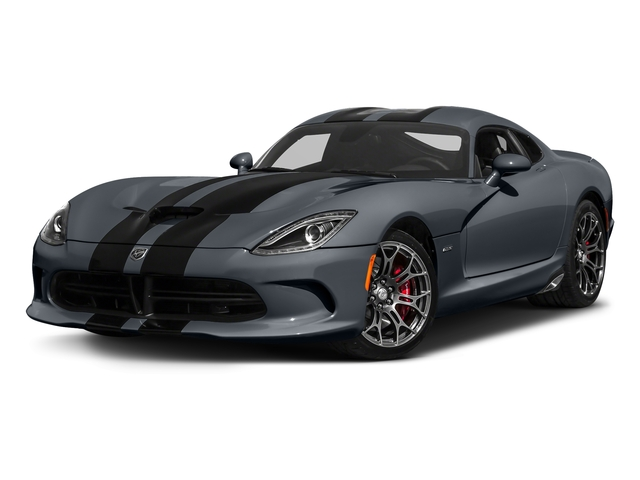 Ceramic Blue Clearcoat 2017 Dodge Viper Pictures Viper GTC Coupe photos front view