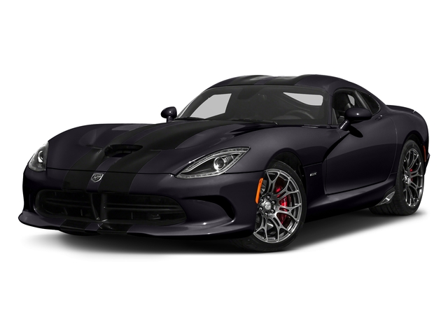 Stryker Purple Tri-Coat Pearl 2017 Dodge Viper Pictures Viper GTC Coupe photos front view