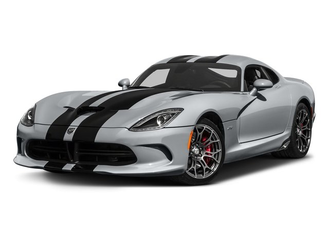 Billet Silver Metallic Clearcoat 2017 Dodge Viper Pictures Viper GTC Coupe photos front view