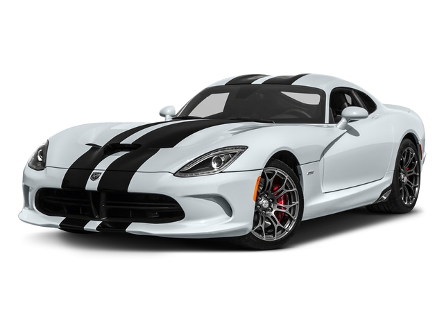 Viper White Clearcoat 2017 Dodge Viper Pictures Viper GTC Coupe photos front view