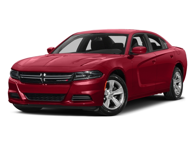 Redline Red Tricoat Pearl 2017 Dodge Charger Pictures Charger Sedan 4D SE V6 photos front view