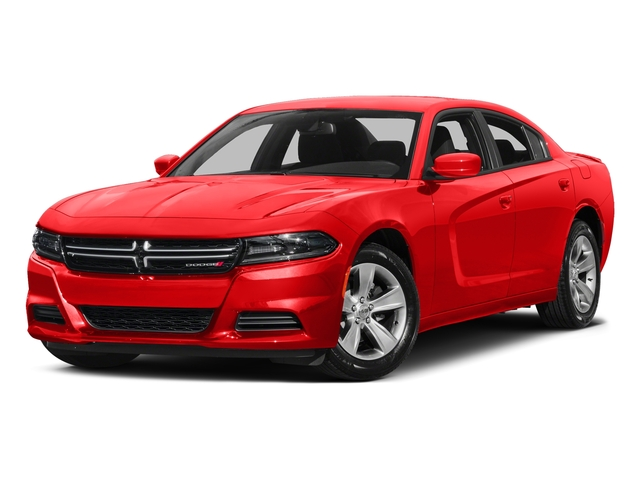 Go Mango 2017 Dodge Charger Pictures Charger SE RWD photos front view