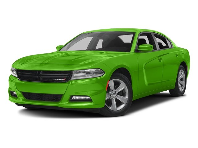 Green Go Clearcoat 2017 Dodge Charger Pictures Charger SXT RWD photos front view