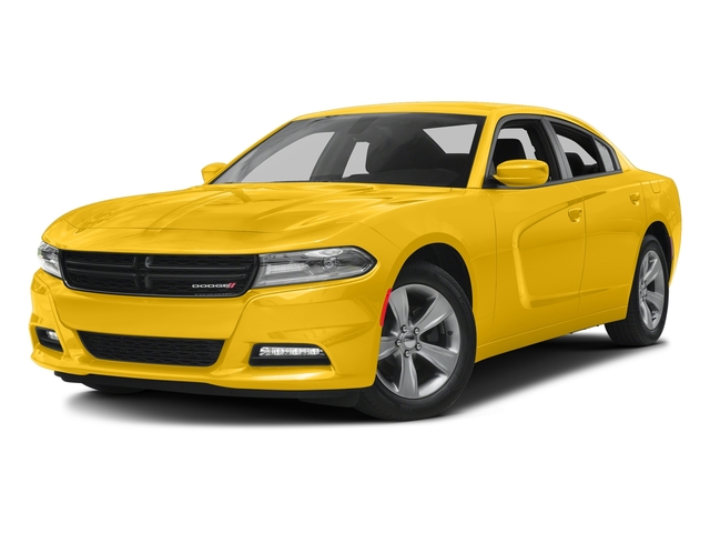 Yellow Jacket Clearcoat 2017 Dodge Charger Pictures Charger SXT AWD photos front view