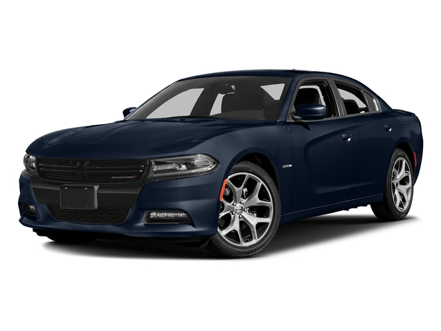 Contusion Blue Pearlcoat 2017 Dodge Charger Pictures Charger Sedan 4D R/T V8 photos front view