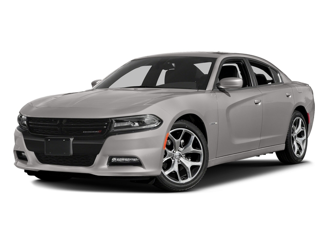 Destroyer Gray Clearcoat 2017 Dodge Charger Pictures Charger Sedan 4D R/T V8 photos front view